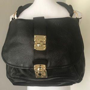 Miu Miu leather handbag large